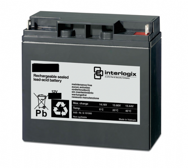 18Ah (12v) Sealed Lead Acid Battery
